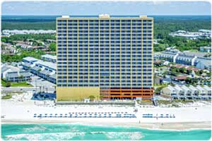 Tropic Winds condos for sale in Panama City Beach Florida