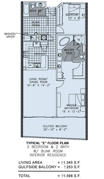 palazzo-2br-1345sf-e Palazzo Floor Plan For House Builders on construction floor plans, furniture floor plans, restaurants floor plans, hotels floor plans, interior design floor plans, schools floor plans, banks floor plans,